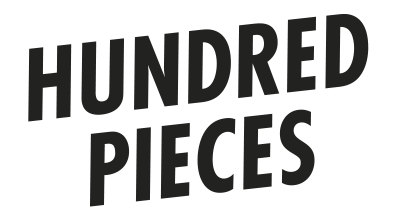 logo-HUNDREDPIECES